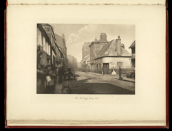 Main Street, Gorbals, Looking North, 1868